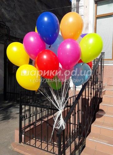 Гелиевый шарик (32 см) Долголетающий