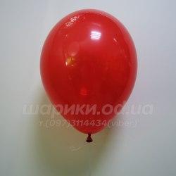 Красный гелиевый шарик