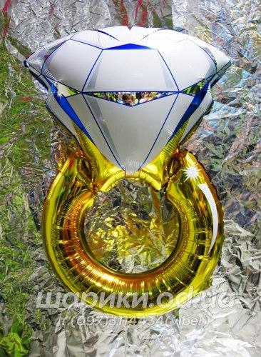 Шарик золотое кольцо