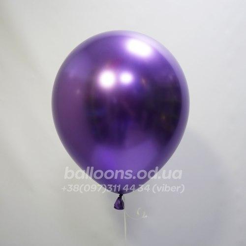 Шарик хром фиолетовый