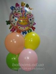 Сет шариков Happy