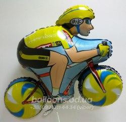 Шарик велосипедист (велосипед)