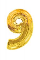 "Шарик цифра""9"""