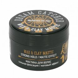 Мастика для волос сильная фиксация/ матовый эффект 100 г DREAM CATCHER