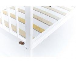 Детская кроватка Бамбини Комфорт 18 (белый)