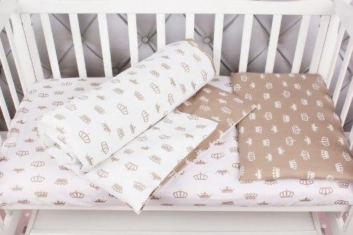 Постельное бельё в кроватку
