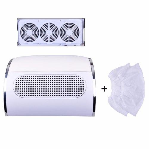 Маникюрный пылесос Nail Dust Collector 858-5
