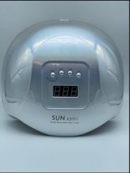 Лампа для сушки ногтей UV/LED SUN X5 Plus 80W с дисплеем Перламутр
