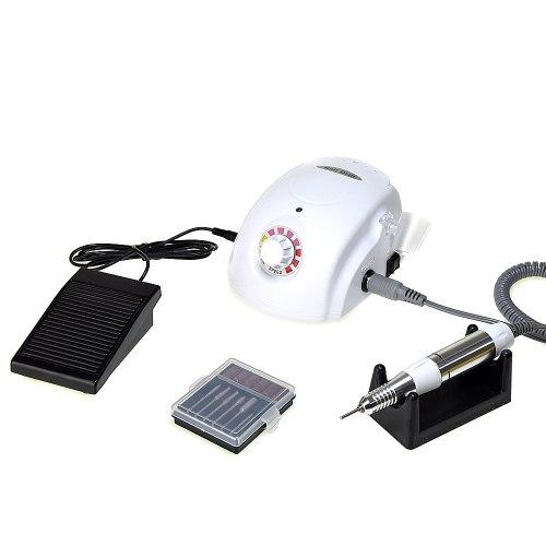 Аппарат для маникюра и педикюра Nail Drill DM-212 45000 оборотов 65W