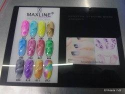 Акварельные капли 12 мл Maxline