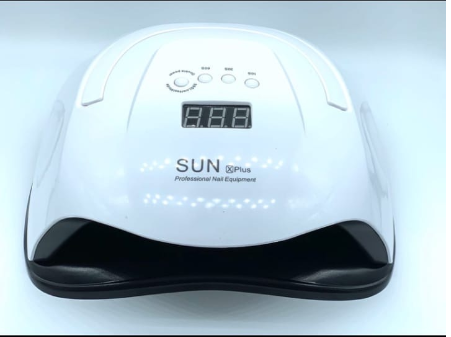Лампа для маникюра SUN X Plus профессиональная UV + LED на 126 W SUNUV