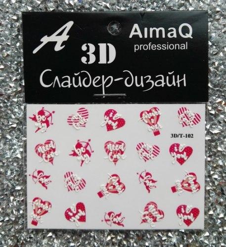 """Слайдер-дизайн """"Надписи 3D """""""