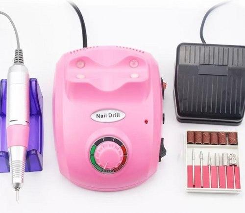 Аппарат для маникюра и педикюра Nail Master DM-208 35000 оборотов 45W
