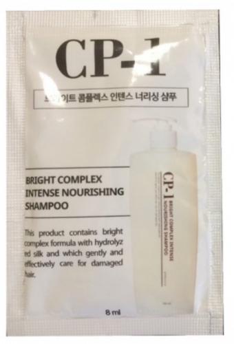 Шампунь для волос протеиновый Пробник ESTHETIC HOUSE CP-1 Bright Complex Intense Nourishing Shampoo 8 ml