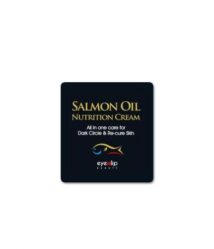 Крем для лица с лососевым маслом пробник EYENLIP SALMON OIL NUTRITION CREAM 1.5 мл
