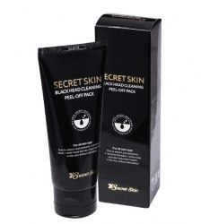 Маска-пленка для кожи лица SECRET SKIN Black Head Cleaning Peel-Off Pack 100мл