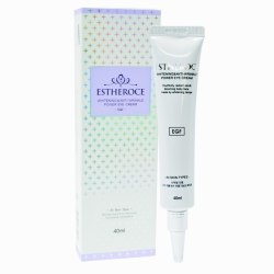 Крем для век омолаживающий с EGF DEOPROCE ESTHEROCE WHITENING & ANTI-WRINKLE POWER EYE CREAM 40ml