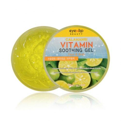 Гель для тела витаминный EYENLIP Calamansi Vitamin Soothing Gel 300ml 300мл