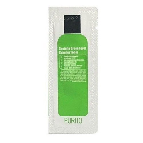 Тонер PURITO Centella Green Level Calming Toner(sample)