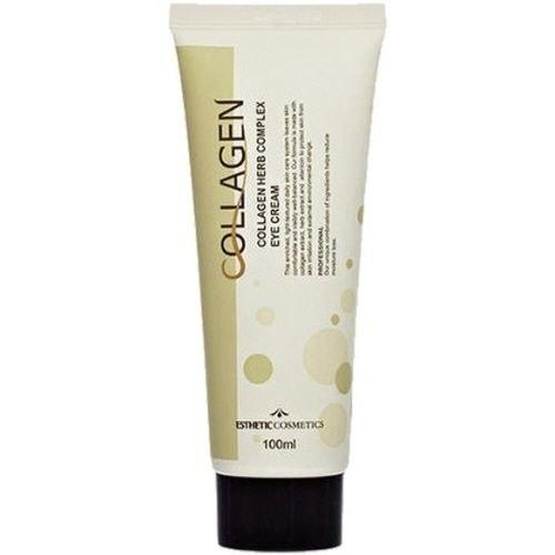Крем для кожи вокруг глаз с коллагеном и растительным комплексом ESTHETIC HOUSE HOUSE Collagen Herb Complex Eye Cream