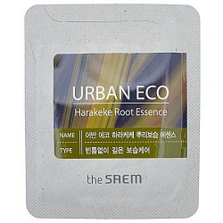 Эссенция с экстрактом корня новозеландского льна пробник (Sample) THE SAEM Urban Eco Harakeke Root Essence 2ml