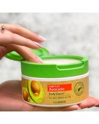 Крем для тела с экстрактом авокадо THE SAEM Care Plus Avocado Body Cream 300мл