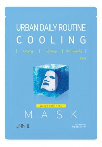 Маска тканевая охлаждающая JUNGNANI DAILY ROUTINE COOLING MASK 25мл
