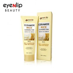 Пенка для умывания EYENLIP CERAMIDE RICE CLEANSING FOAM