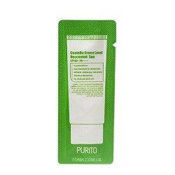 Крем PURITO Centella Green Level Unscented Sun(sample)