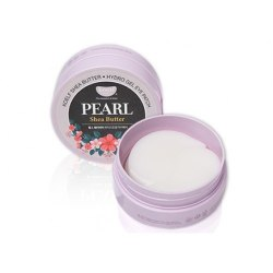 Патчи для глаз гидрогелевые с маслом ши KOELF Pearl & Shea Butter Eye Patch 1,4гр*60