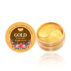Патчи для глаз гидрогелевые с маточным молочком KOELF Gold & Royal Jelly Eye Patch 1,4гр*60