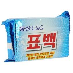 Мыло хозяйственное гипоаллергенное CLIO New Dongsan Soap (Bleaching) 230g