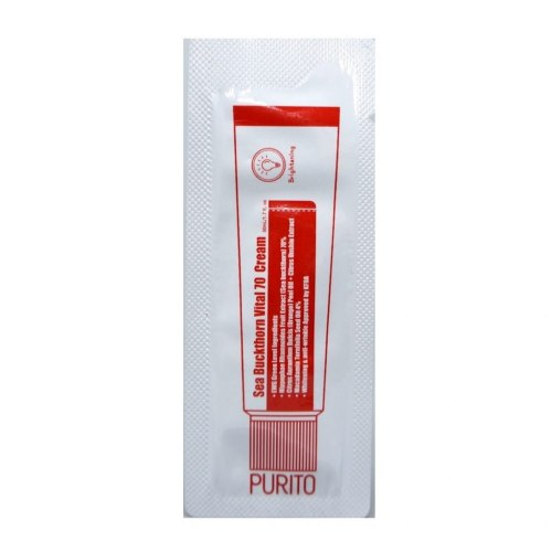 Крем с экстрактом облепихи PURITO Sea Buckthorn Vital 70 Cream(sample)