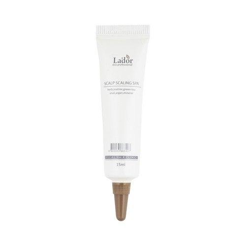 Сыворотка-пилинг для очищения кожи головы LA'DOR Scalp Scaling Spa Ample 15ml
