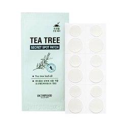 Точечный пластырь для проблемной кожи SKINFOOD Tea Tree Secret Spot Patch