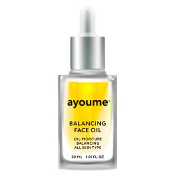 Масло для лица восстанавливающее AYOUME Balancing Face oil with Sunflower 30мл