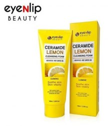 Пенка EYENLIP CERAMIDE LEMON CLEANSING FOAM 100мл