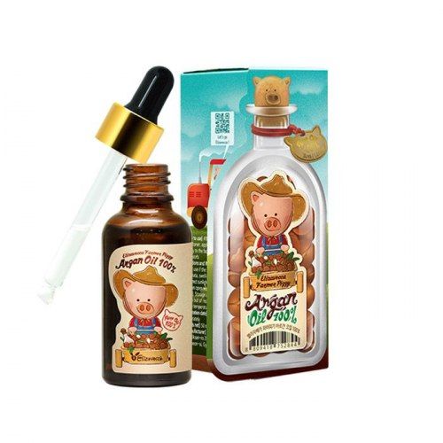 Масло аргановое ELIZAVECCA farmer piggy argan oil 100%