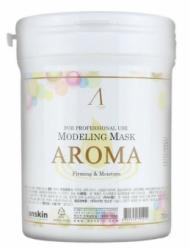 Маска альгинатная антивозрастная питательная ANSKIN Aroma Modeling Mask / container 240гр