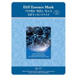 Маска тканевая с EGF-пептидом MIJIN EGF Mask EGF Essence Mask 23гр (1 штука)