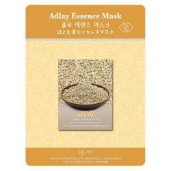 Маска тканевая с экстрактом адлаи MIJIN Adlay Essence Mask 23гр