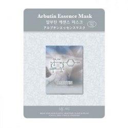 Тканевая маска с арбутином MIJIN Arbutin Essence Mask 23гр