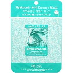 Маска тканевая с гиалуроновой кислотой MIJIN Hyaluronic Acid Essence Mask 23гр