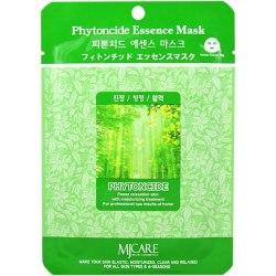 Маска тканевая с фитонцидами MIJIN Phytoncide Essence Mask 23гр