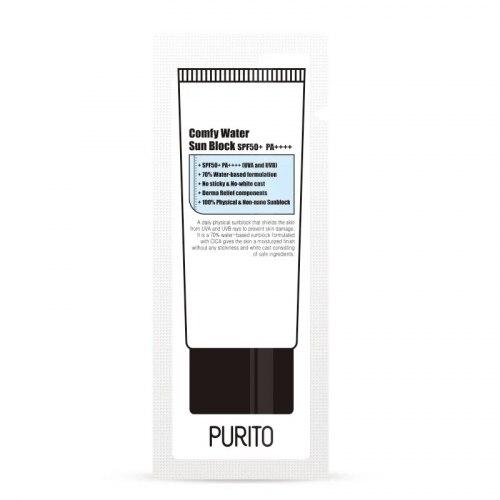 Солнцезащитный крем PURITO Comfy Water Sun Block (sample)
