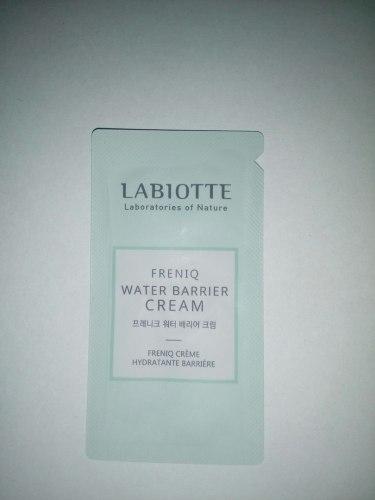 Крем для лица увлажняющий пробник LABIOTTE FRENIQ WATER BARRIER CREAM 1ML