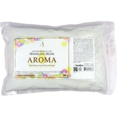 Маска альгинатная антивозрастная питательная ANSKIN Aroma Modeling Mask 240 гр