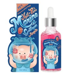 Сыворотка для лица с морским коллагеном ELIZAVECCA Witch Piggy Hell Pore Marine Collagen Ample