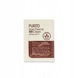 ББ Крем PURITO Snail Clearing BB cream #27 Sand Beige(sample)