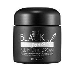 Крем многофункциональный с экстрактом черной улитки MIZON Black snail all one cream 75мл